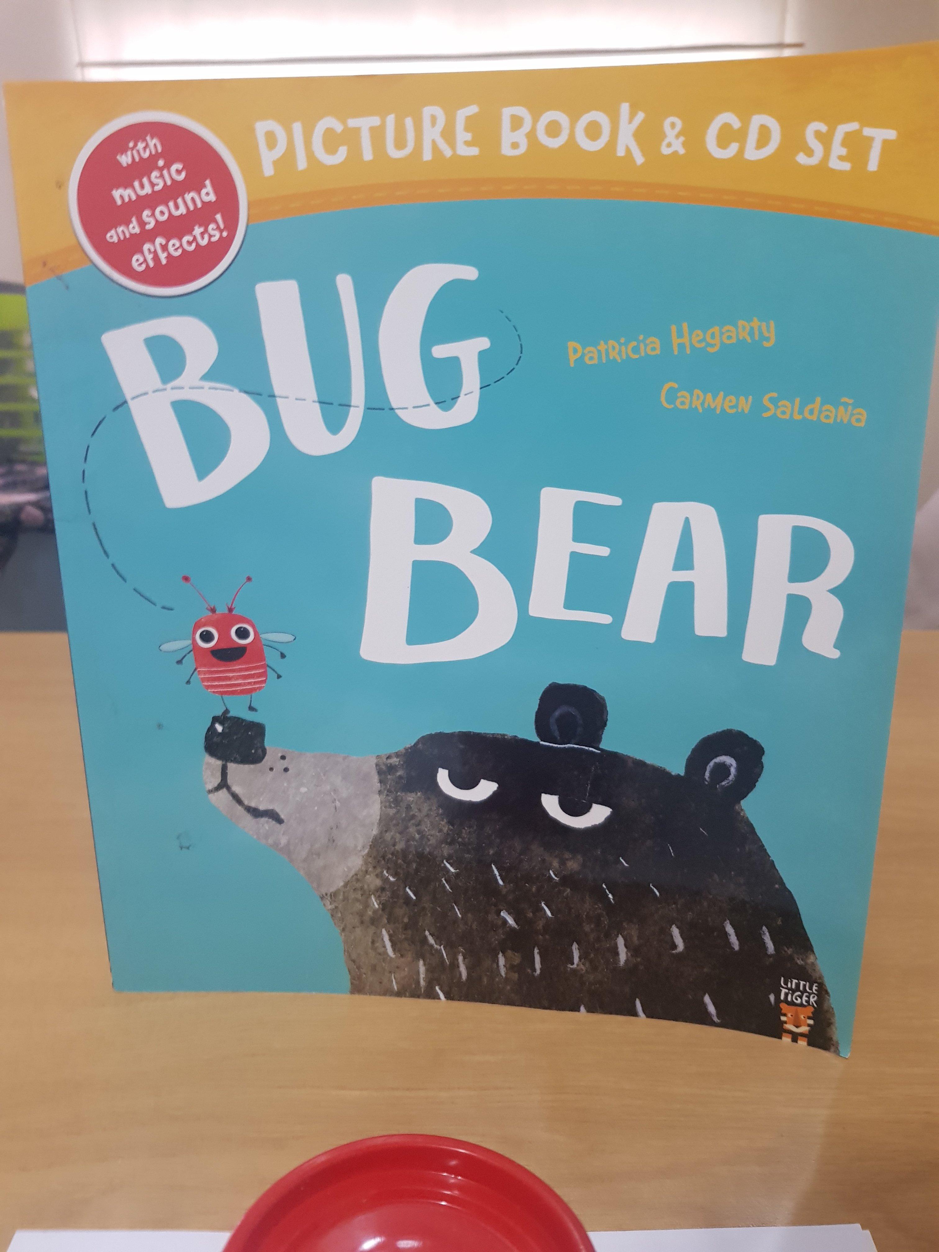 Bug bear book