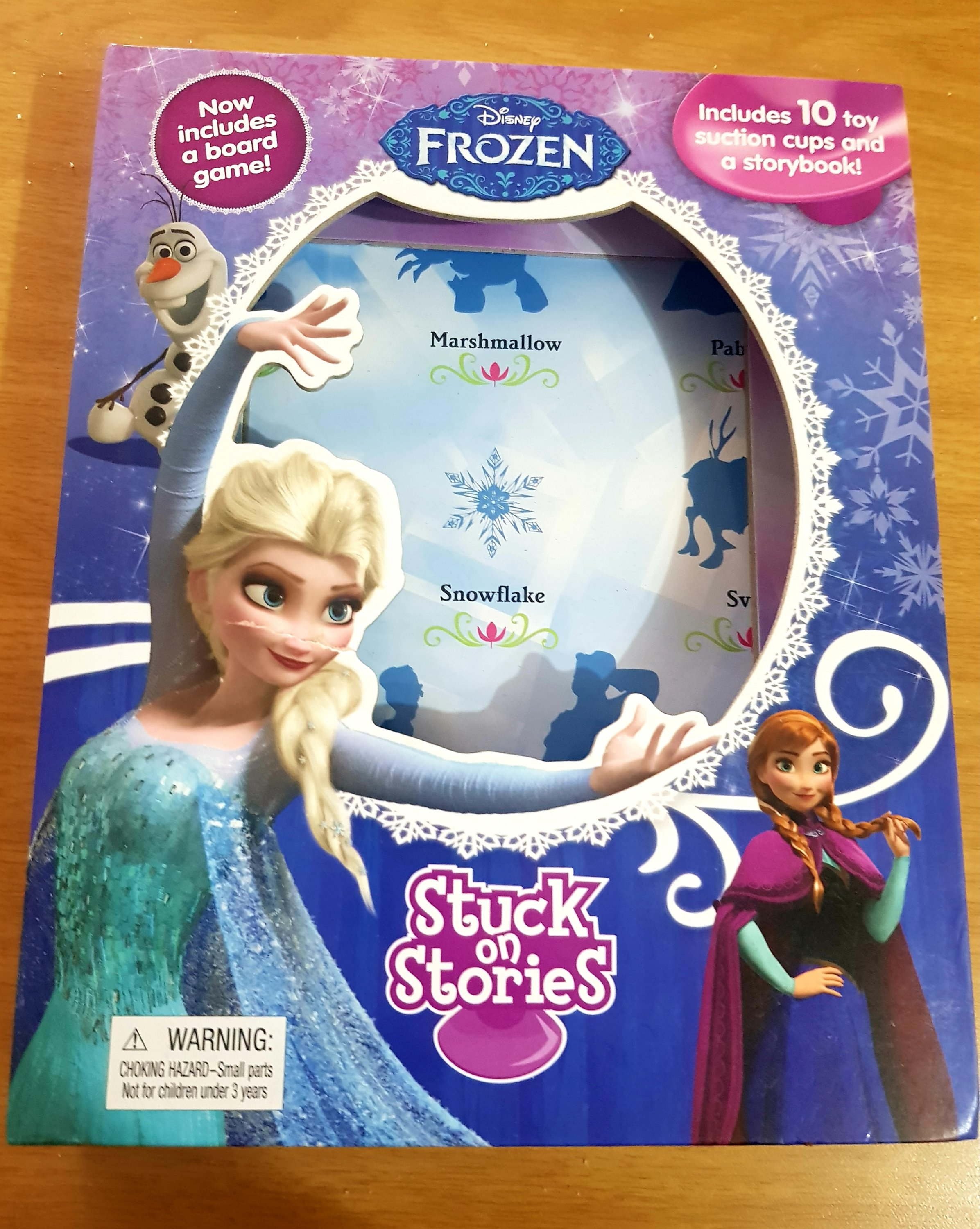 Dusney Frozen book