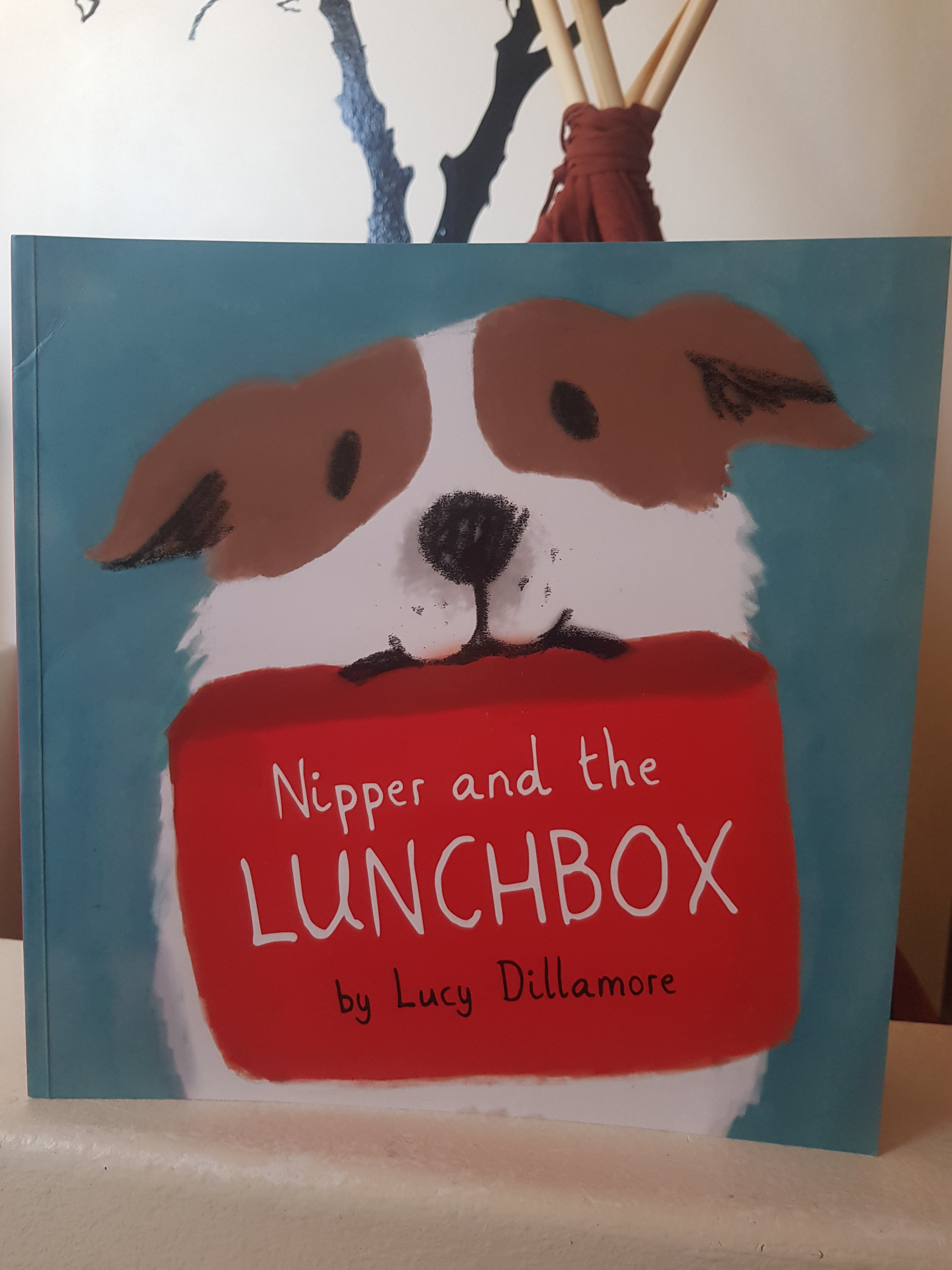 Nipper and the lunch box book review