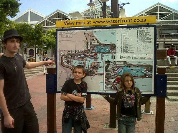 V & A water front